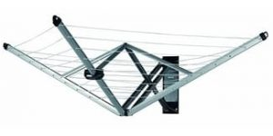 Best Wall-Mounted Rotary Line By Brabantia