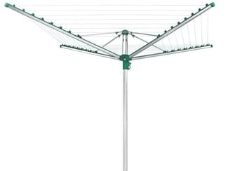 The Best 40-Meter Rotary Washing Line By Leifheit