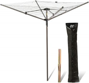 Best Weather-Proof Rotary Washing Line By Netta
